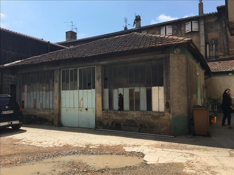 Commercial property sale shop Belleville 35000€ - Picture 2