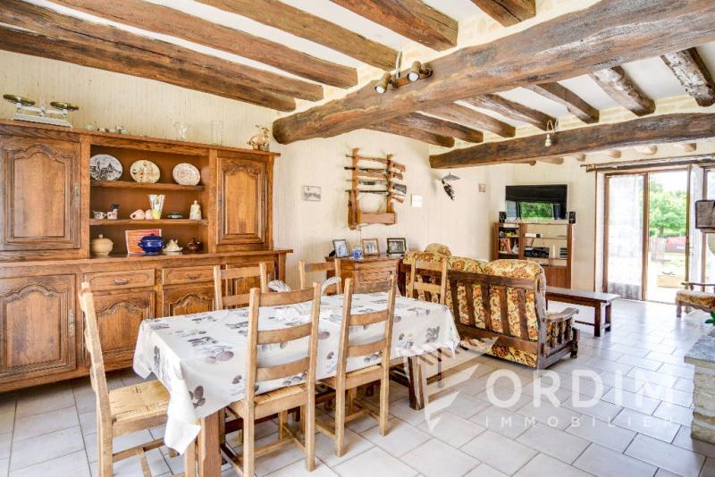Vente maison / villa Etais la sauvin 115500€ - Photo 3