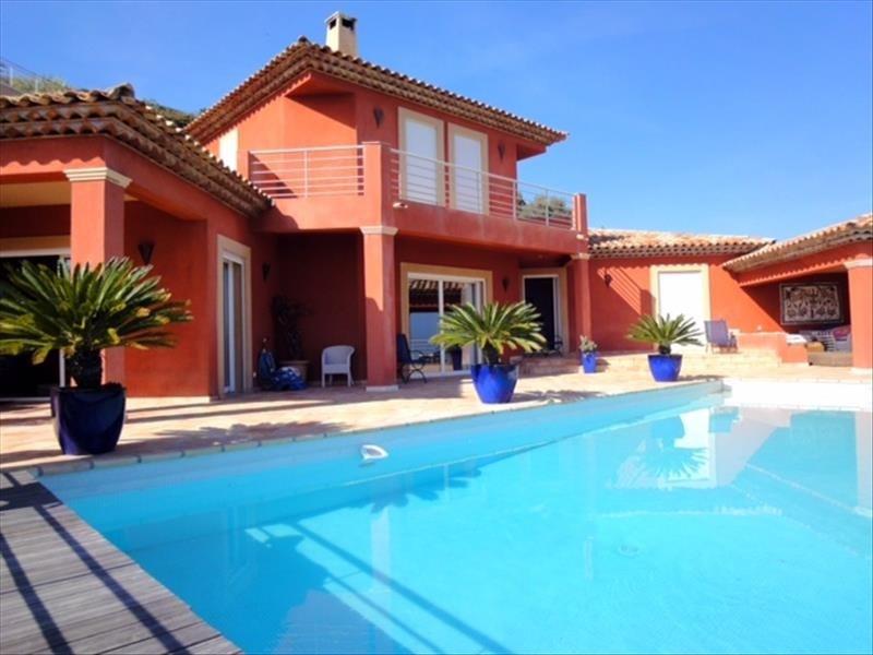 Vente de prestige maison / villa Sainte maxime 2392000€ - Photo 1