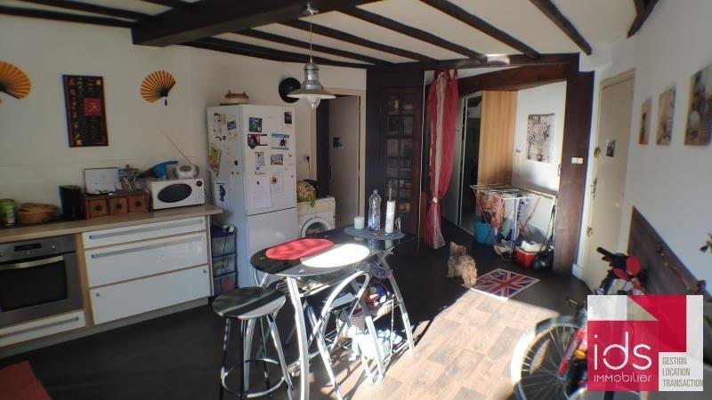 Verkoop  appartement Allevard 120000€ - Foto 2