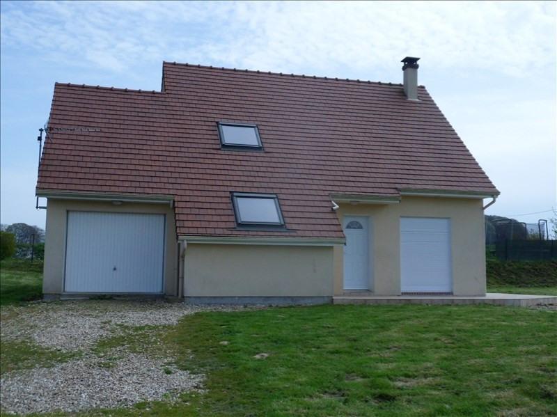 Affitto casa Thiergeville 790€ CC - Fotografia 1