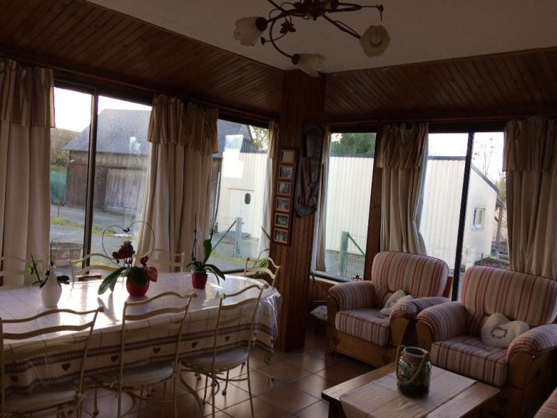 Vente maison / villa Quelaines saint gault 203400€ - Photo 6