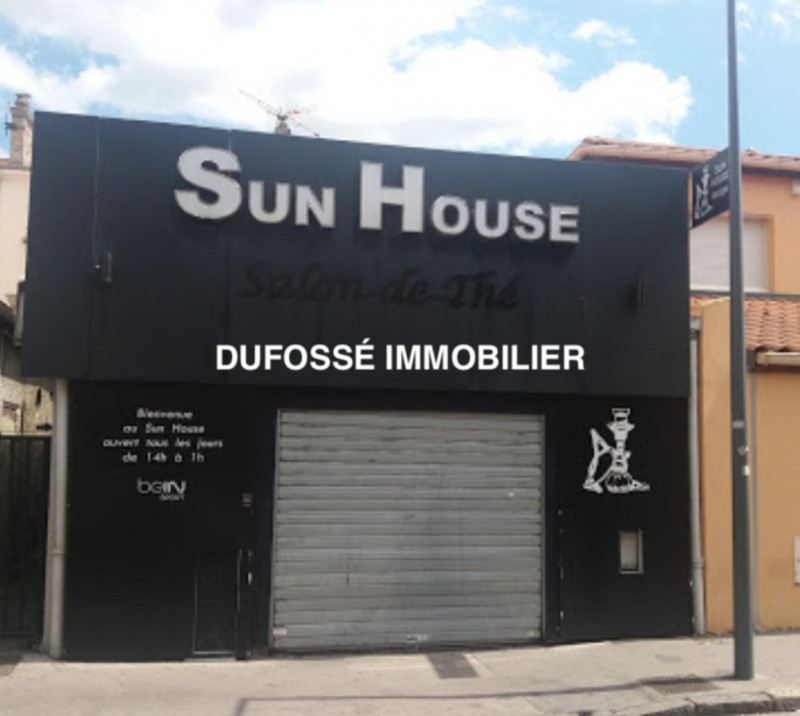 Vente fonds de commerce boutique Villeurbanne 135000€ - Photo 1