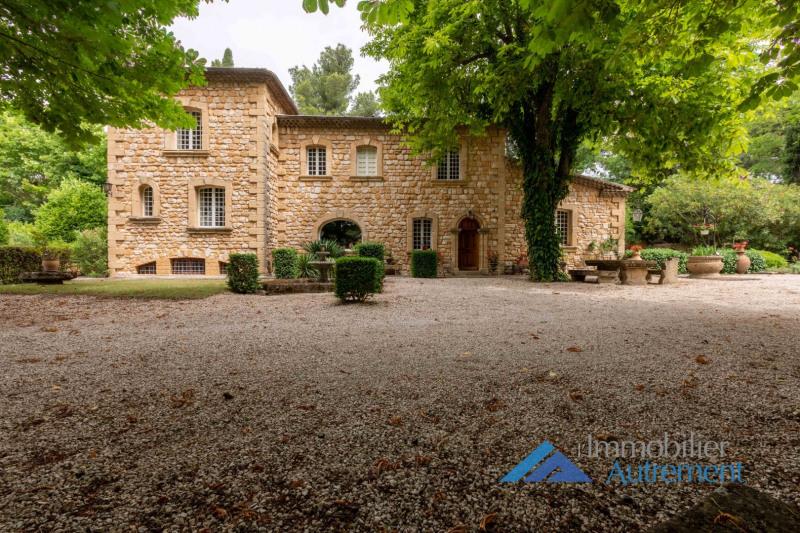 Verkauf von luxusobjekt haus Aix-en-provence 1980000€ - Fotografie 1