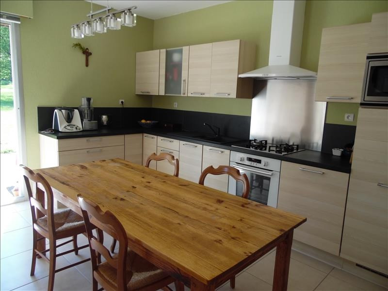 Vente maison / villa Baguer-morvan 283550€ - Photo 5