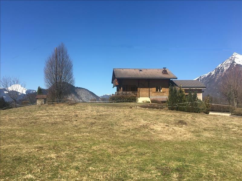 Vente maison / villa Morillon 480000€ - Photo 1