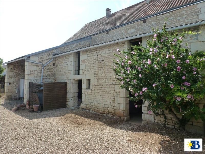 Vente maison / villa Naintre 159000€ - Photo 3