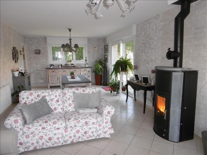 Sale house / villa Aubigny au bac 248500€ - Picture 3