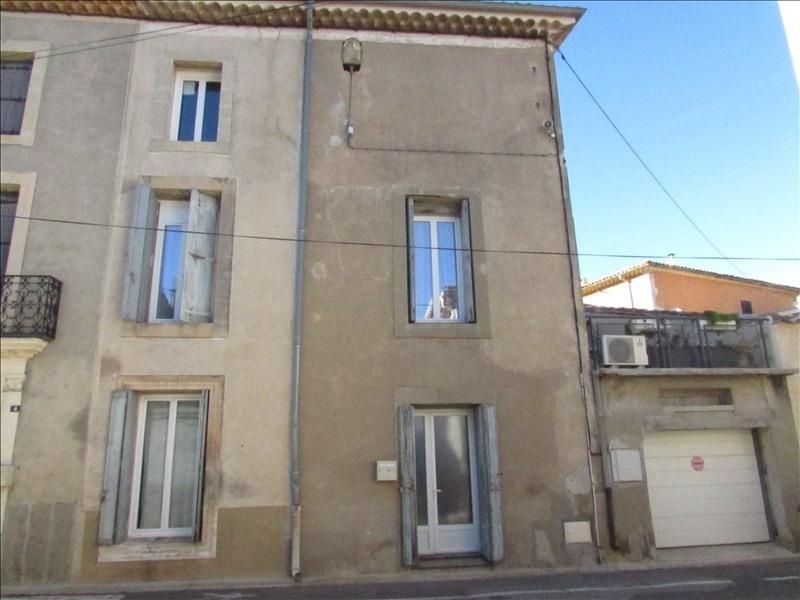 Vente maison / villa Cazouls les beziers 169000€ - Photo 1