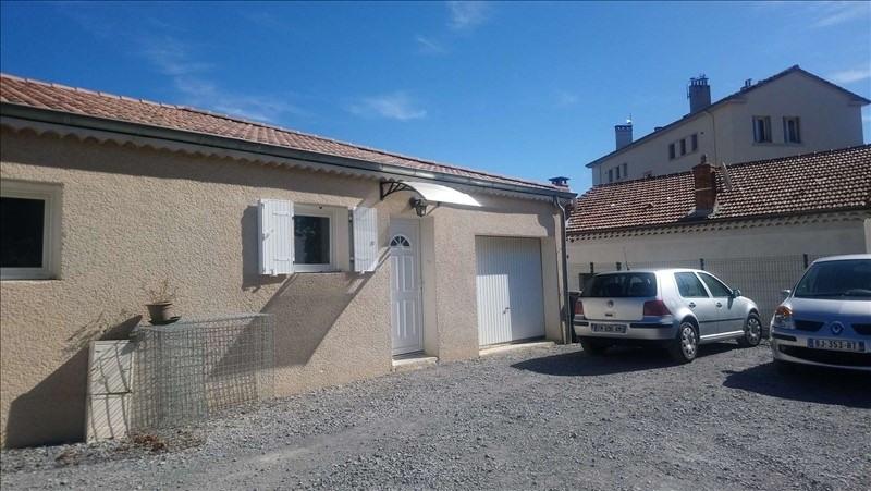 出售 住宅/别墅 Aubenas 172800€ - 照片 1
