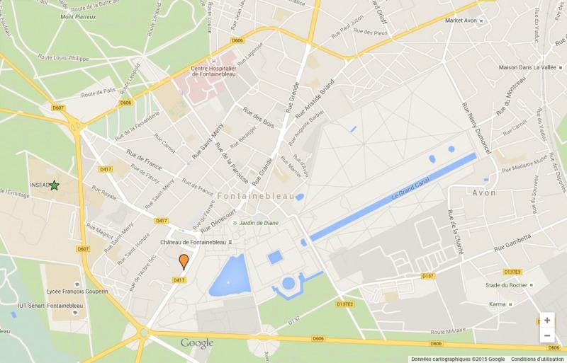Rental apartment Fontainebleau 895€ CC - Picture 9