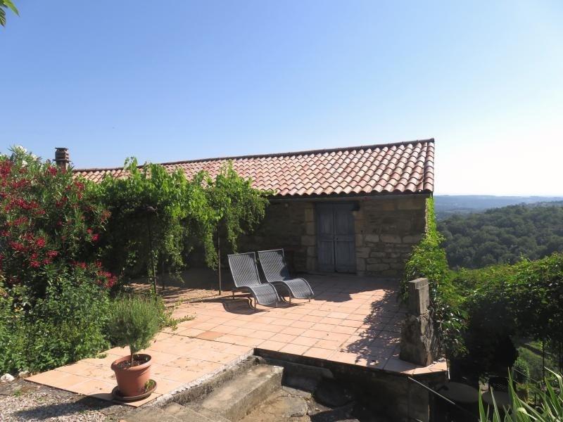 Verkoop van prestige  huis Les vans 552000€ - Foto 6