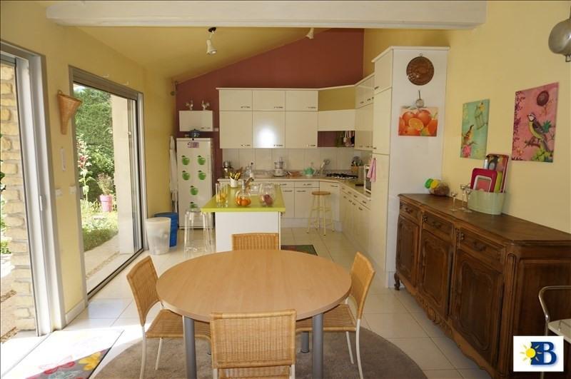 Vente maison / villa Antran 265000€ - Photo 8