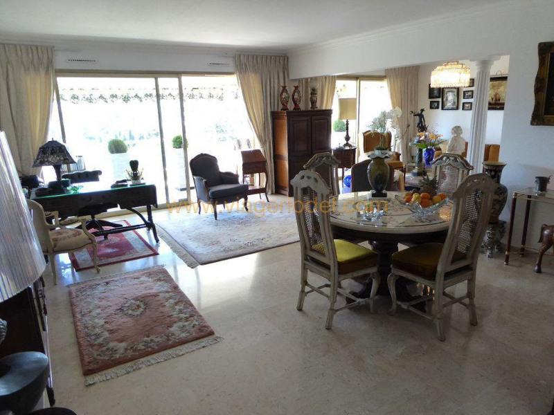 Revenda residencial de prestígio apartamento Le cannet 910000€ - Fotografia 7