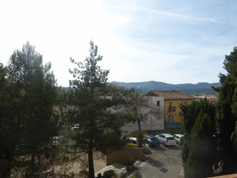 Rental apartment Gardanne 950€ CC - Picture 1