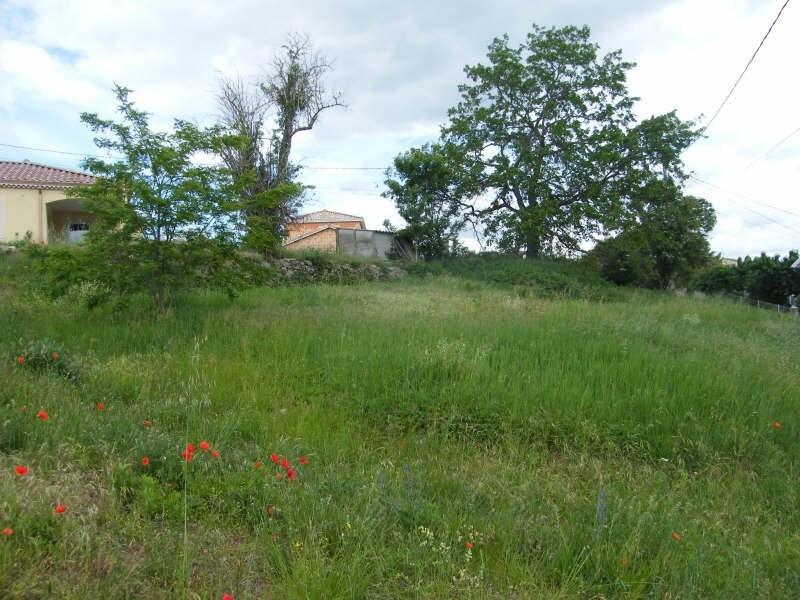 Vente terrain Ardoix 50000€ - Photo 1