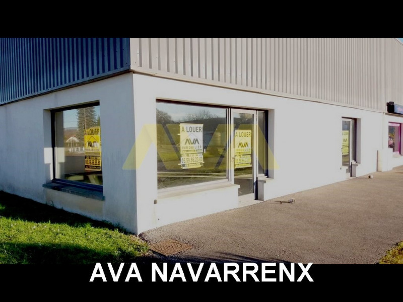 Location local commercial Navarrenx 1 260€ CC - Photo 1