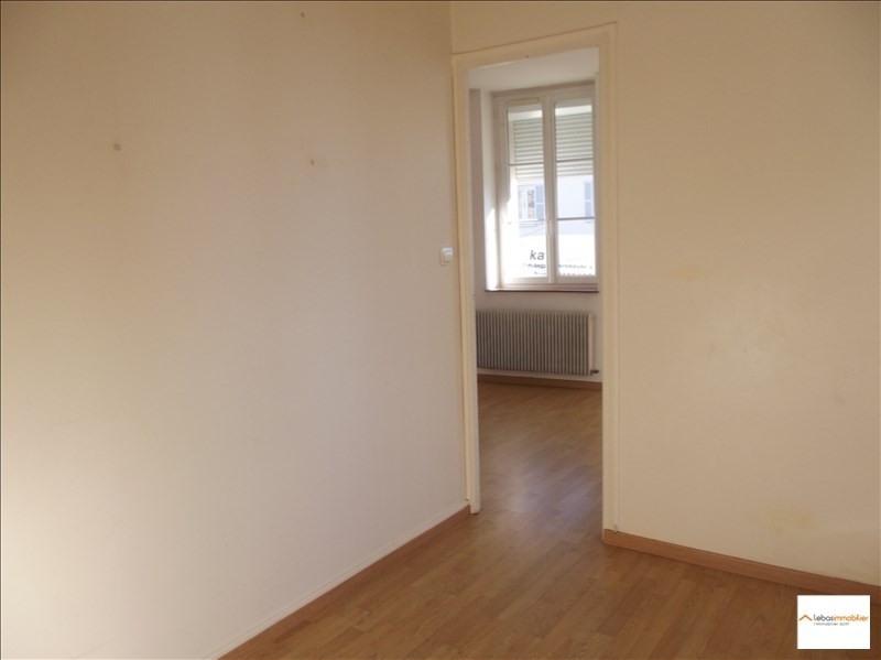 Rental apartment La mailleraye sur seine 483€ CC - Picture 4
