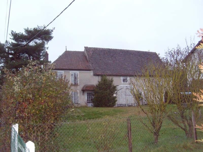 Vente maison / villa La celle sur loire 61000€ - Photo 1