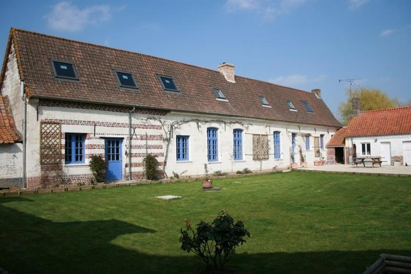 Vente maison / villa Campagne de aire sur la lys 218400€ - Photo 1