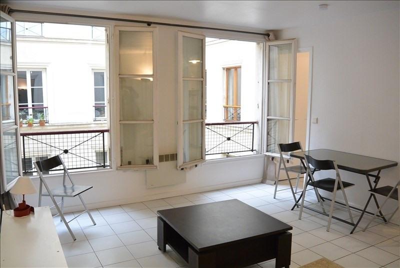 Sale apartment Paris 2ème 355000€ - Picture 1