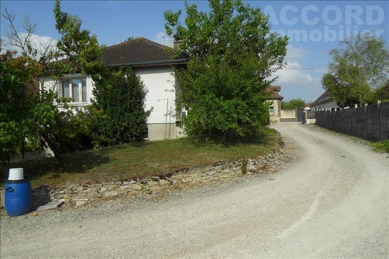 Sale house / villa Mergey 109500€ - Picture 3