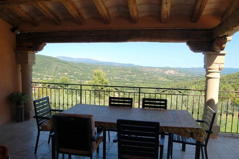 Vente de prestige maison / villa Le canton de fayence 1150000€ - Photo 32