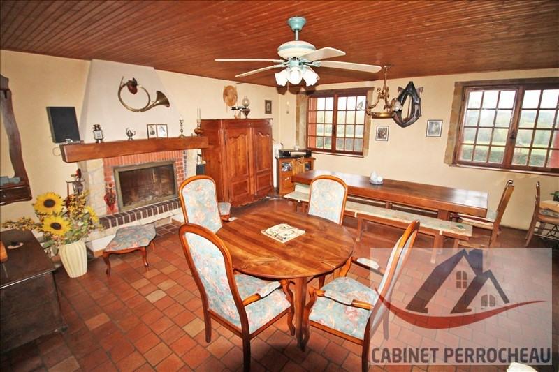 Sale house / villa La chartre sur le loir 97400€ - Picture 3