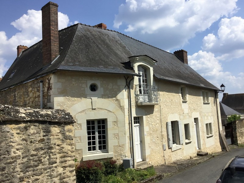 Deluxe sale house / villa Angers 25 mn nord 350000€ - Picture 2