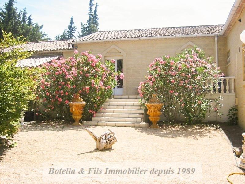 Verkoop van prestige  huis Uzes 799000€ - Foto 1