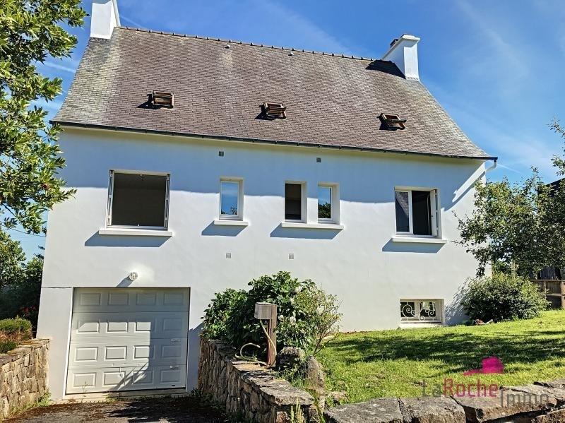 Sale house / villa Daoulas 213200€ - Picture 10