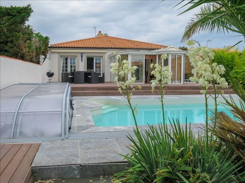 Revenda casa Chateau d olonne 485900€ - Fotografia 3