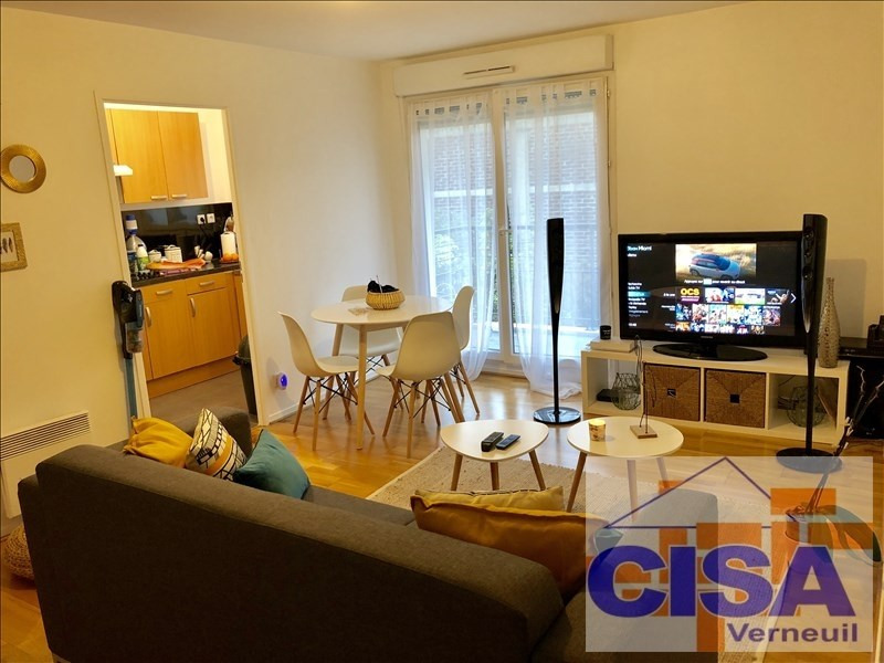 Sale apartment Creil 112 000€ - Picture 2