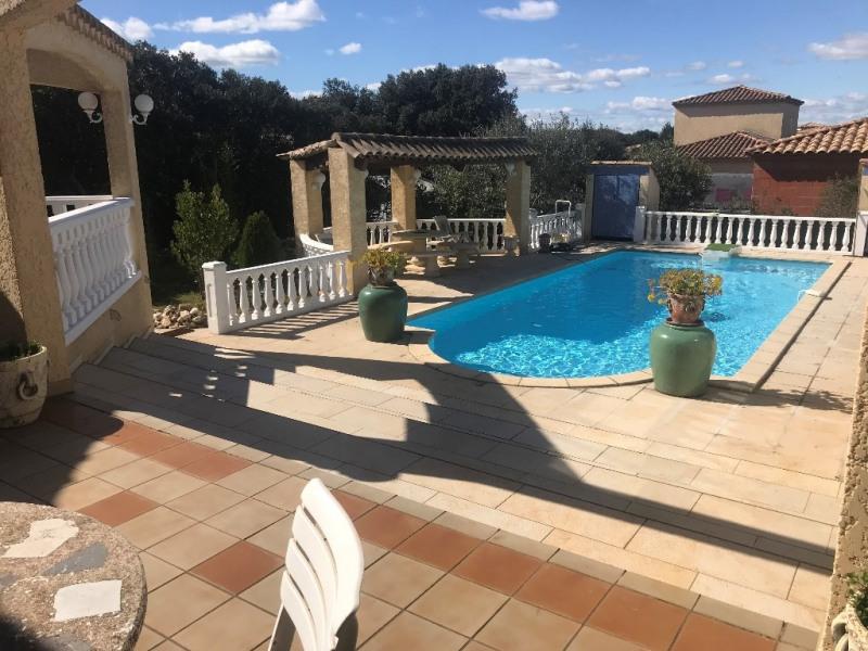 Vente maison / villa Poulx 479000€ - Photo 2