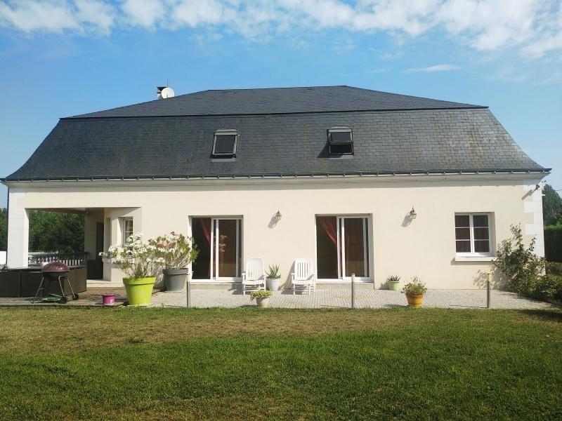 Vente de prestige maison / villa Ballan-mire 519000€ - Photo 1