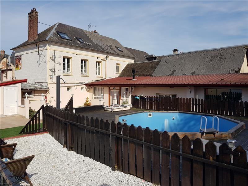 Maison st clair sur epte - 7 pièce (s) - 200 m²