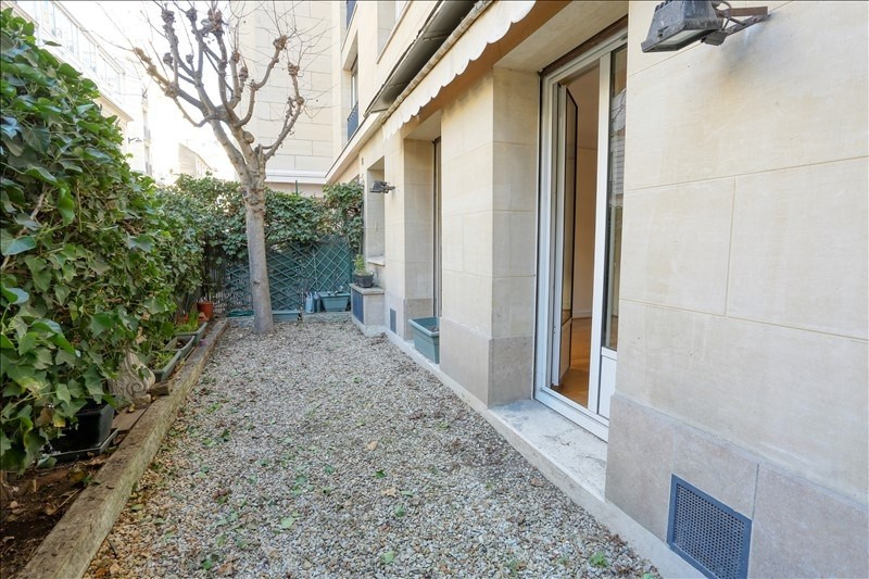 Vente appartement Paris 15ème 598000€ - Photo 2