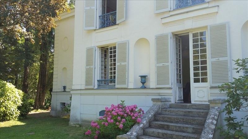 Deluxe sale house / villa Orgerus 1950000€ - Picture 2