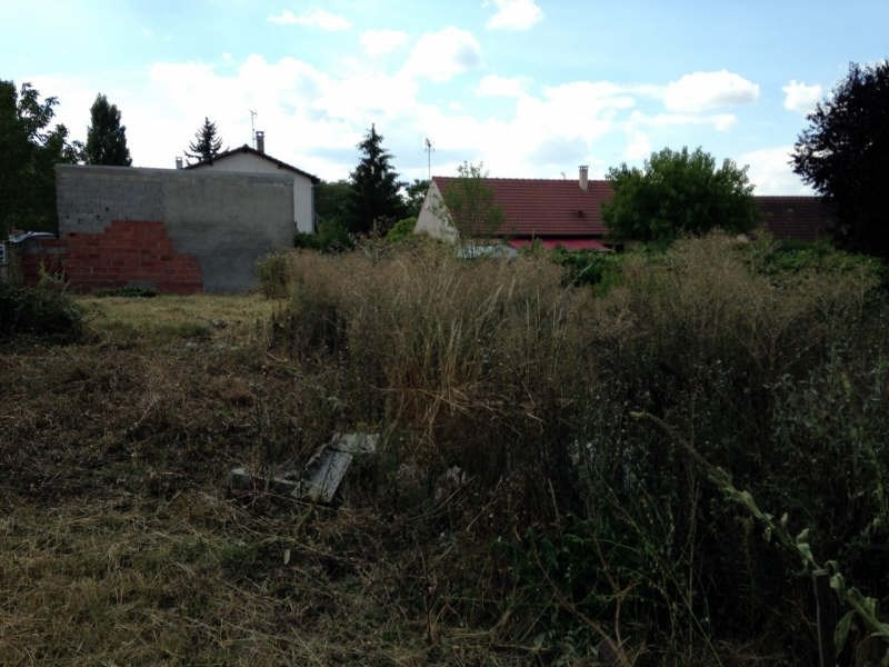Vente terrain Pontigny 35 000€ - Photo 1