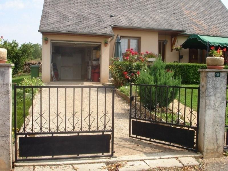Rental house / villa Bozouls 608€ CC - Picture 1