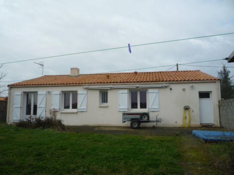 Vente maison / villa Auzay 141700€ - Photo 1