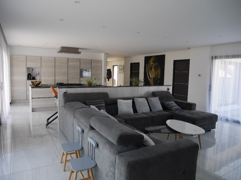 Vente maison / villa Villette 555000€ - Photo 5