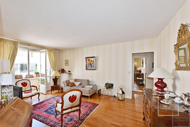 Vente de prestige appartement Lyon 6ème 330000€ - Photo 2