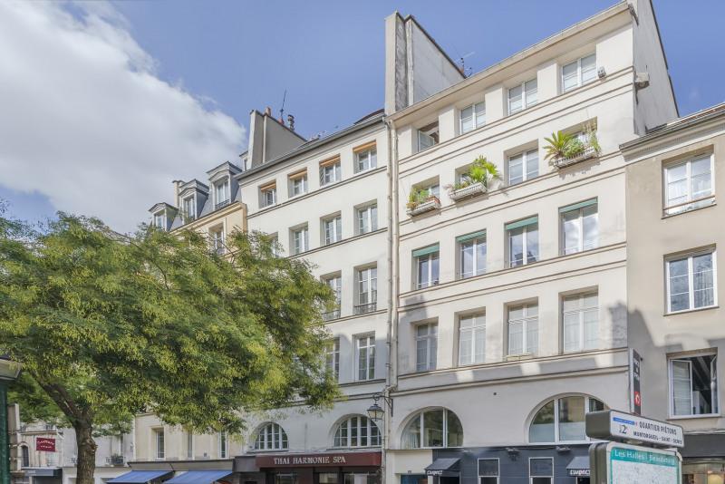 Vendita appartamento Paris 2ème 325000€ - Fotografia 8
