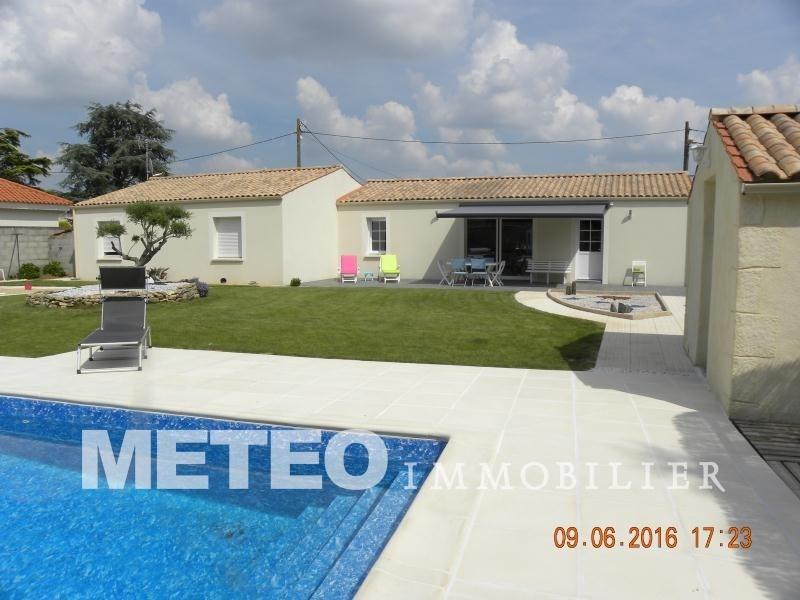 Sale house / villa Ste gemme la plaine 331000€ - Picture 1