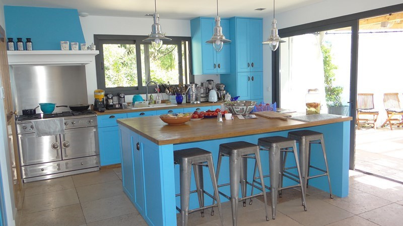 Location vacances maison / villa Le rayol 8 000€ - Photo 10