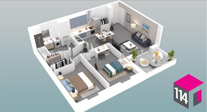 Sale apartment St bres 199400€ - Picture 4
