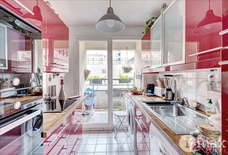 Sale apartment Courbevoie 490000€ - Picture 2