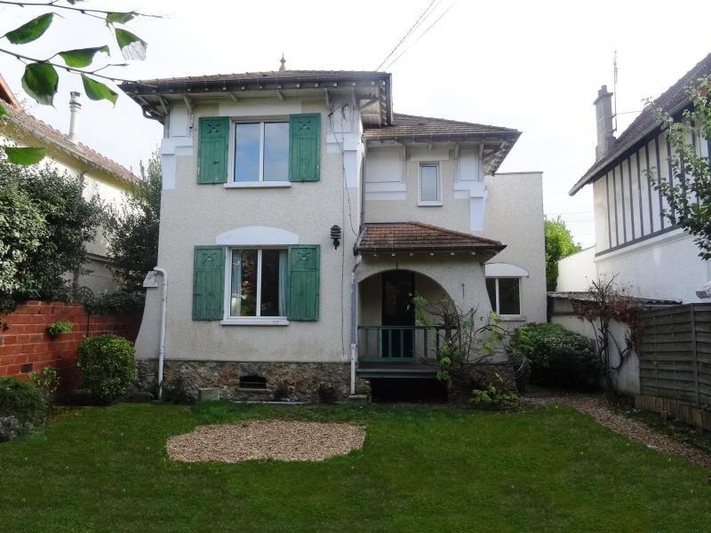 Sale house / villa Villennes sur seine 632500€ - Picture 1