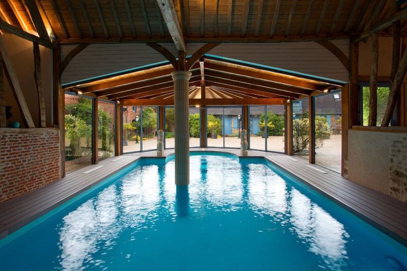 Venta de prestigio  casa Beauvais 954000€ - Fotografía 8